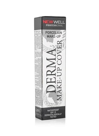 New Well New Welll Derma Cover - 03 Tüp Fondöten Renksiz